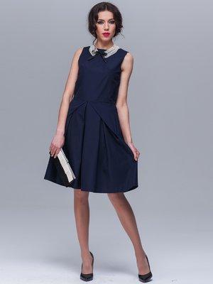 Сукня темно-синя | 2564935
