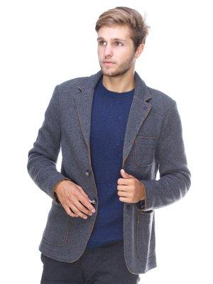 Пиджак серый | 2509381