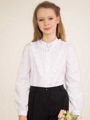 Блуза біла | 2573116