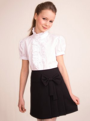 Блуза біла | 2573123