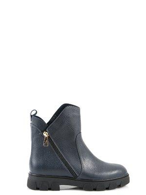 Ботинки синие | 2582605