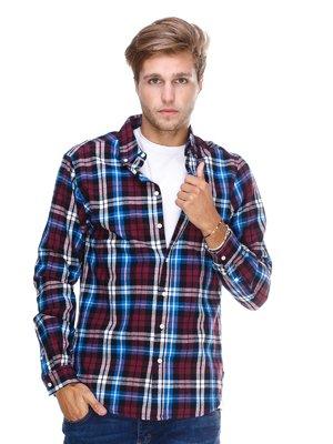 Рубашка клетчатая | 2576648