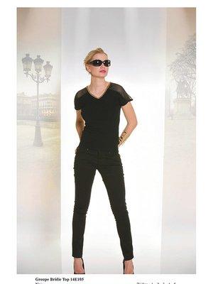 Блуза черная | 2464447