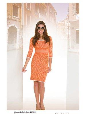 Платье оранжевое   2464459
