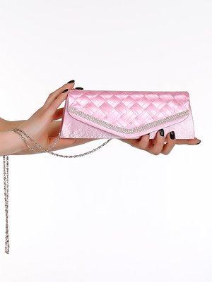 Клатч розовый   2593222