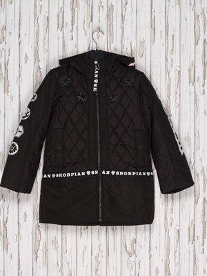 Куртка черная - Skorpian - 2571906
