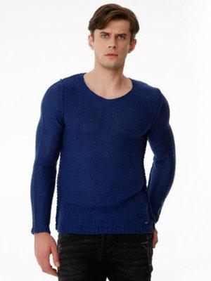 Джемпер синий | 2591888
