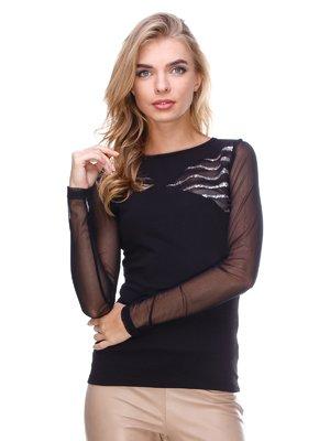 Блуза черная | 1978097