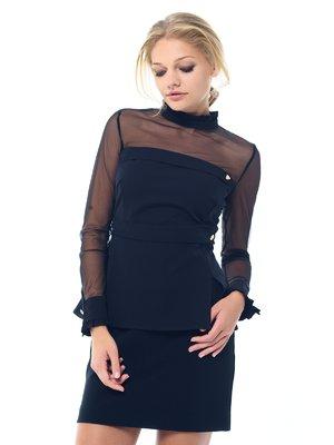 Блуза черная | 1967589