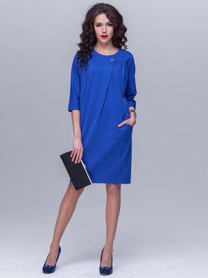 Платье цвета электрик | 2611706