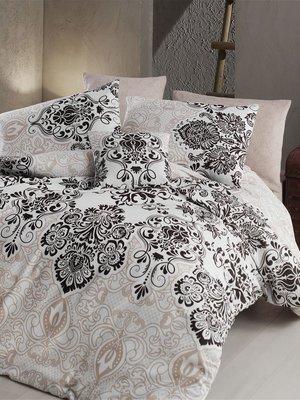 Комплект постельного белья двуспальный (евро) | 2619548