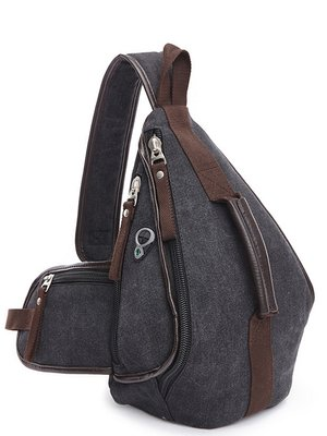 Рюкзак черный | 2623048