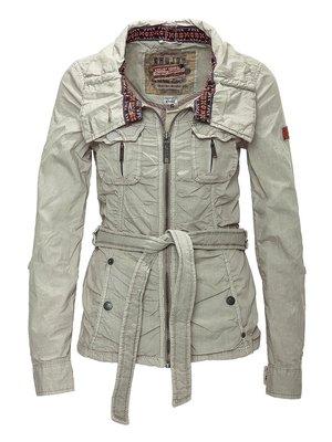 Куртка бежева | 2269564