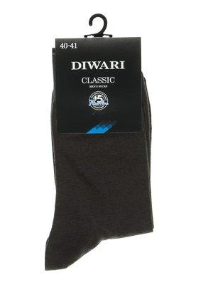 Шкарпетки темно-сірі | 2621644