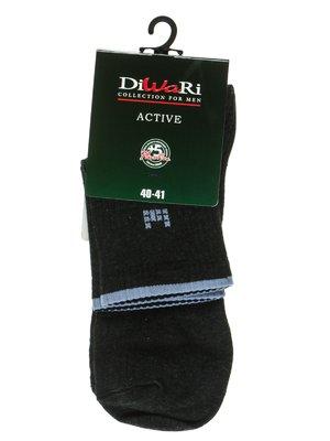 Шкарпетки чорні | 2621672