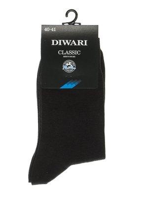 Шкарпетки чорні | 2621639