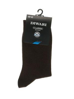 Шкарпетки темно-коричневі | 2621642