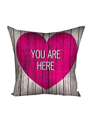 Подушка «Ти в моєму серці» (міні) | 2598630