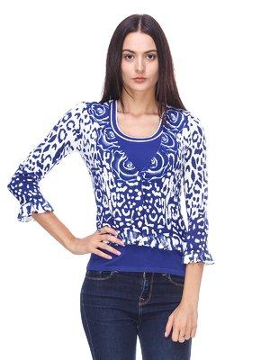 Комплект: жакет і блуза | 2316584