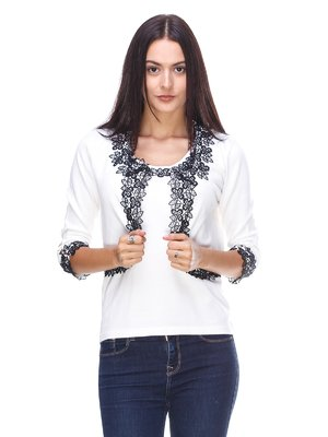 Комплект: болеро и блуза   2316629