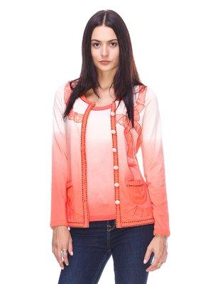 Комплект: жакет и блуза   2316583
