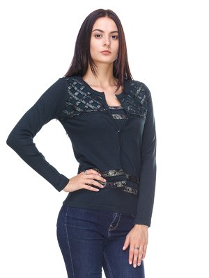 Комплект: кофта і блуза | 2619482