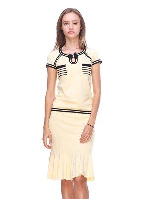 Комплект: блуза и юбка | 2619257