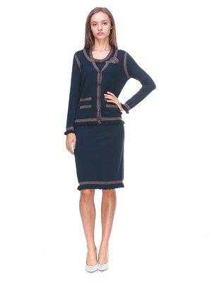 Комплект: кофта и платье   2619484