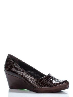 Туфли коричневые | 2632719