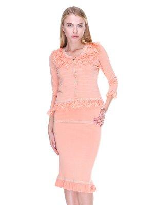 Комплект: кофта и юбка   2619245