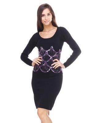 Сукня чорна | 2619187