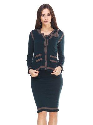 Комплект: кофта и юбка | 2619210