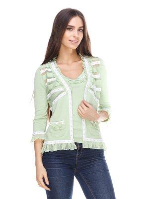 Комплект: кофта и блуза   2316669