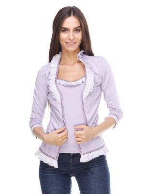Комплект: кофта и блуза   2316651