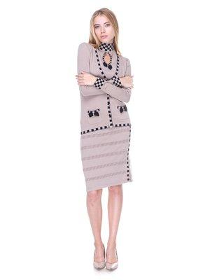 Комплект: кофта та сукня | 2619240