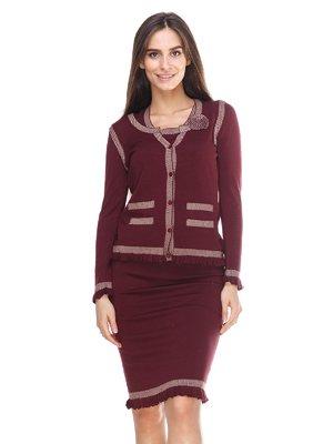 Комплект: кофта и юбка | 2619211