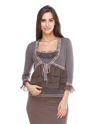 Комплект: кофта и блуза   2316642