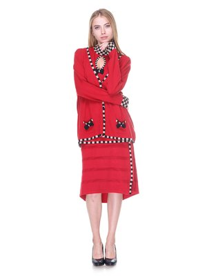Комплект: кофта и платье | 2619241