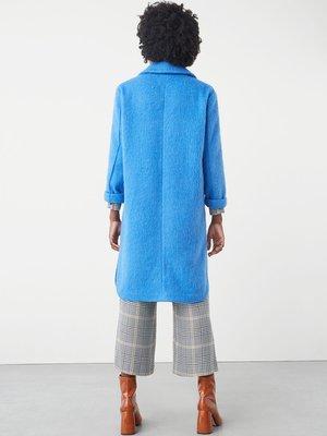 Пальто голубое | 2636501