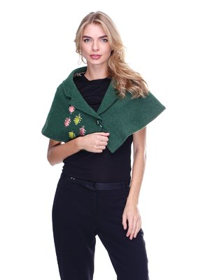 Болеро зеленое | 2638651