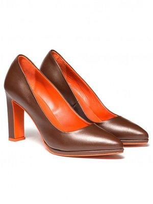 Туфлі бронзового кольору | 2548917