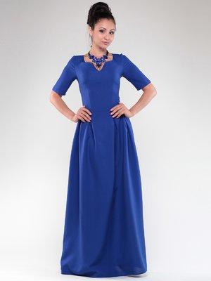Сукня кольору електрик | 2654554