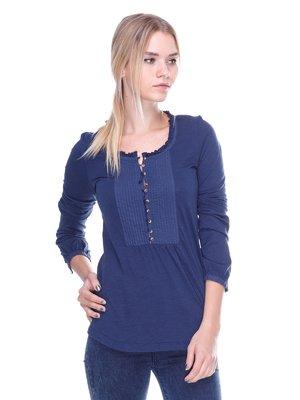 Блуза синяя | 2632118