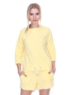 Джемпер жовтий | 2632020