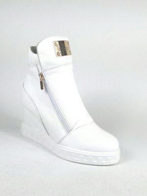 Ботинки белые | 2654672