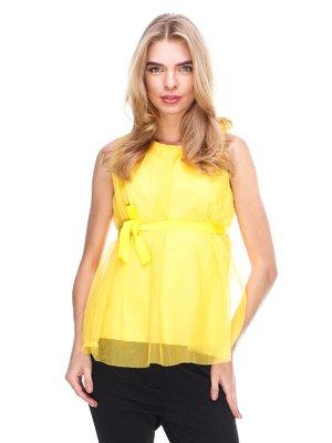 Блуза желтая | 2645156