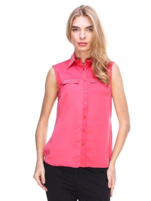Блуза коралловая | 2645161