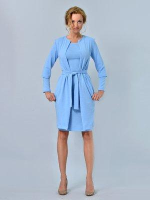 Комплект: платье и кардиган | 2660169