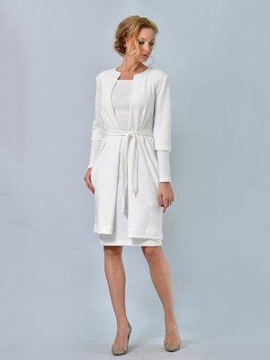 Комплект: сукня і кардиган | 2660170