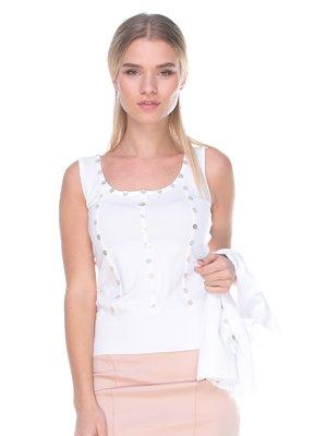 Комплект: кофта и блуза | 2627860